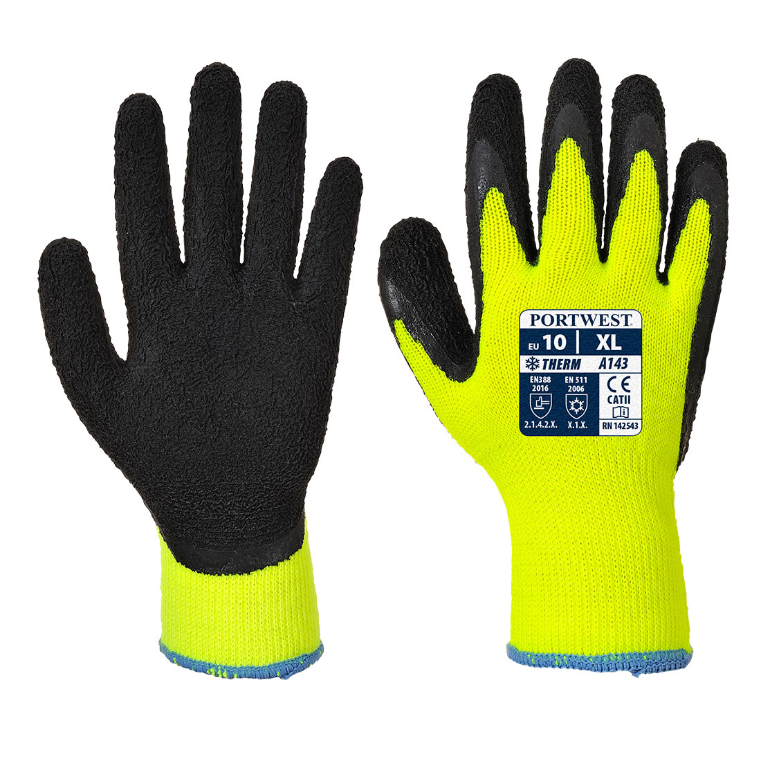 Thermal Soft Grip Handschuh
