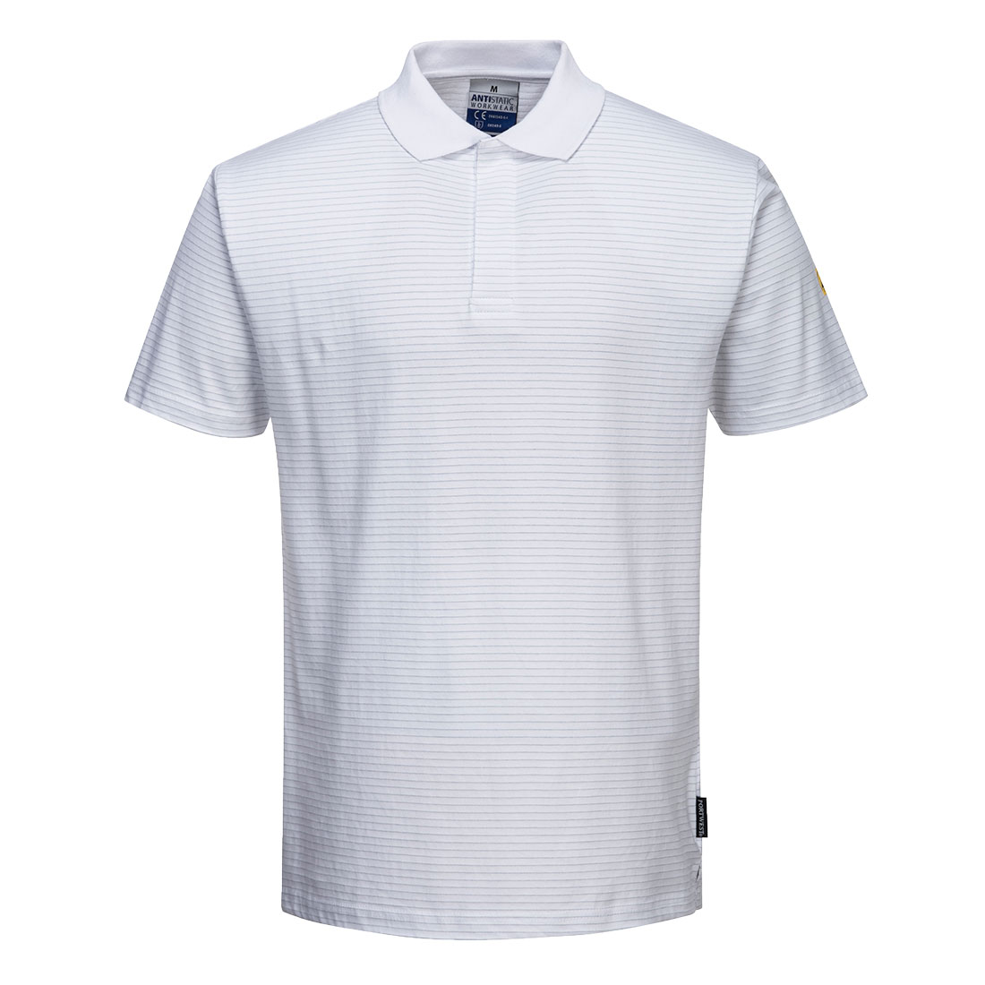 Antistatik ESD Polo-Shirt